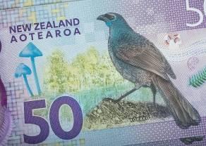Dolar nowozelandzki (NZD), dolar kanadyjski (CAD), (funt GBP) i jen (JPY) zyskują względem dolara USD