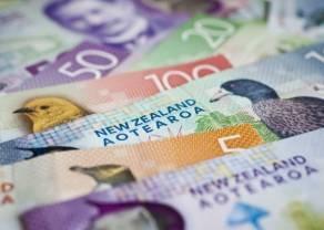 Dolar nowozelandzki (NZD/USD) i dolar australijski (AUD/USD) w górę. Kurs funta GBP/USD lekko zyskuje. Kursy walut na rynku Forex przed weekendem