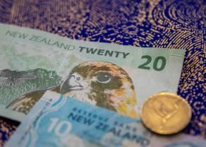 Dolar NZD idzie jak burza. Jen najsłabszy. Jak prezentują się kursy euro i funta?