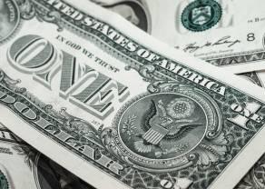 Dolar przed korektą