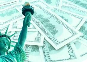 Dolar USD najmocniejszą walutą. Kursy euro, franka, dolara nowozelandzkiego i dolara australijskiego w dół