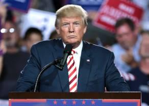 """Donald Trump - """"tak"""" dla sankcji - ryzyko polityczne"""