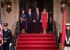 Donald Trump zawarł umowy z Chińczykami warte miliardy dolarów