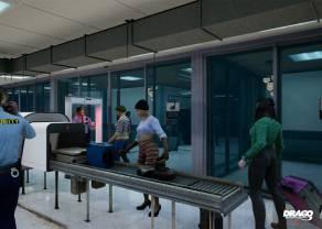 DRAGO entertainment zapowiada nowe elementy w Airport Contraband – odświeżony zwiastun gry dostępny na Steam