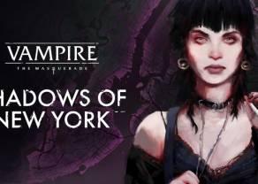 Draw Distance publikuje wyniki za pierwszy kwartał. Jeszcze w tym roku zadebiutuje dodatek do Vampire: The Masquerade – Shadows of New York