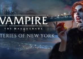Draw Distance rozpoczęło produkcję samodzielnego dodatku do Vampire: The Masquerade Coteries of New York