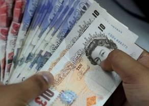 Drożeje koszt zabezpieczenia przed większymi wahaniami kursu funta brytyjskiego