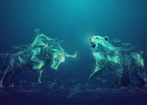 Druga sesja z rzędu z korektą kursu indeksu blue chip (WIG20). Giełdowe niedźwiedzie w natarciu?