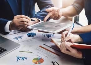 Duża rozbieżność pomiędzy notowaniami małych i dużych spółek na giełdzie w Warszawie