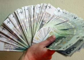 Duża zmienność kursu polskiego złotego. Niemcy pod finansową kroplówką. Karuzela nastrojów za sprawą Donalda Trumpa