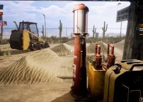 Dziś wielka premiera Gas Station Simulator od DRAGO entertainment!