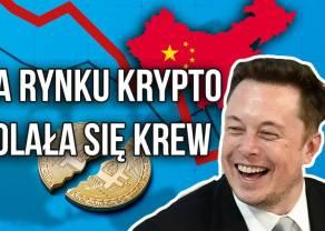 Elon Musk i Chiny wprowadzają Nowy Ład na rynku kryptowalut. PGE ma spory problem z TSUE