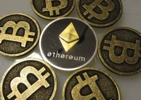 Ethereum przebija psychologiczną barierę 1 tys. dolarów