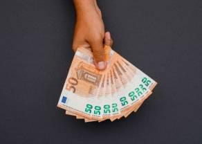 Euro coraz droższe. Kiedy kurs euro do złotego (EUR/PLN) znów po 4,60 zł?