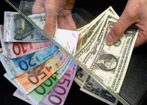Euro, dolar, frank, funt i korona czeska na rynku Forex w piątek po południu. Ile złotych zapłacimy za te waluty?