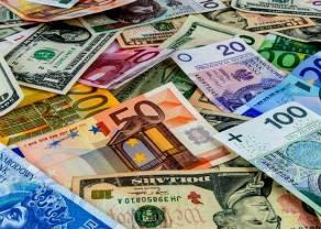 Polski złoty, euro, dolar, frank i funt. Kursy walut na rynku Forex w czwartek po południu