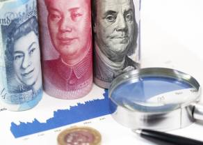 Euro (EUR, dolar (USD), funt (GBP) i juan chiński (CNY) we środę, 20 października. Kalendarz ekonomiczny Forex