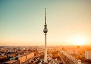 Euro korzysta na dobrych nastrojach w niemieckiej gospodarce