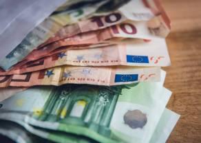 Euro po 4,46 PLN. Dolar blisko 3,78 zł. Frank nad 4,15 złotego. Kursy walut na rynku Forex