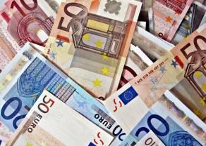 Euro reaguje na dane o inflacji