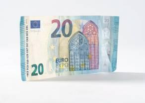 Euro w relacji do amerykańskiej waluty - OneToOne na interwale H4