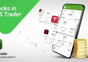FBS dodał akcje do aplikacji FBS Trader! Od teraz możesz handlować akcjami Apple, Amazon, Tesla, Netflix w aplikacji brokera forex