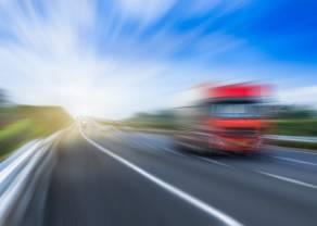 Firmy transportowe wrzucają wyższy bieg. Wykręciły najwyższy subindeks od 3 lat