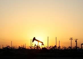 Formacja odwrócenia na ropie?