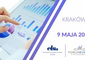 Forum Rynków Finansowych: Inwestycje, Bankowość&FinTech 9 maja 2020 roku
