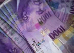 Frank (CHF) najsłabszą walutą. Dolar (USD) umacnia się, jednak to funt (GBP) najbardziej rośnie w siłę