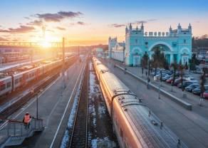Inwestycja w lewitujące pociągi. Hit czy kit?