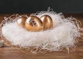 Fundusze emerytalne inwestują w kryptowaluty