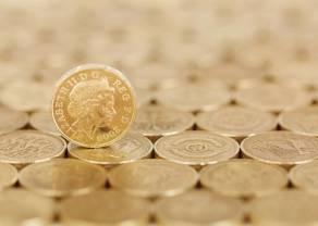 Funt będzie zmienny. Kurs euro, funta, dolara oraz franka na rynku Forex w poniedziałek, 11 lutego