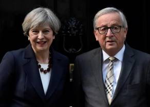 Funt brytyjski: Spotkanie May z Junckerem przyniosło postępy ws. Brexitu