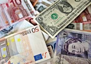 Funt, dolar, euro i frank. Ile złotych zapłacimy za te waluty na rynku Forex w czwartek po południu?