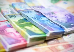 Funt, euro i dolar do franka szwajcarskiego - sprawdzamy wykresy kursów na interwale dziennym