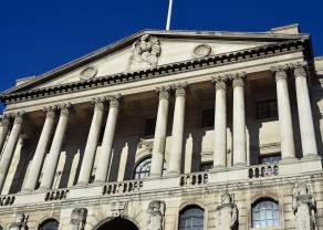 Funt w górę i w dół po decyzji Banku Anglii