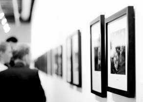 Galeria sztuki, która stała się piramidą finansową