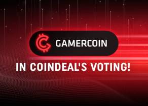 GamerCoin ma szansę wygrać głosowanie na CoinDeal!