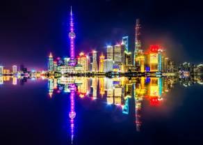Giełda w Szanghaju zatrzymuje notowania indeksu strachu
