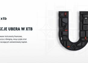 Giełdowy debiut Ubera. Darmowy raport od XTB