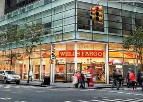 Gigantyczna kara finansowa dla banku Wells Fargo