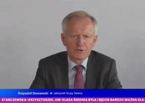 Główne trendy będą sprzyjały Polsce – Krzysztof Domarecki o sytuacji gospodarczej podczas panelu otwierającego EEC Online