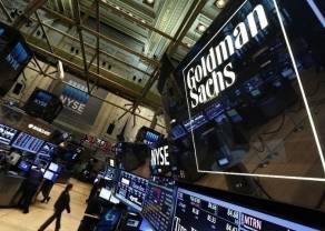 Goldman Sachs prezentuje wyniki. Rekordowy kwartał dla banku