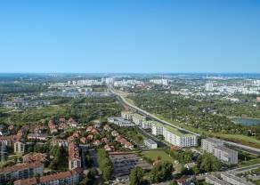 Górny Taras Gdańska – lokalizacja z potencjałem