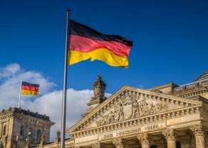 Gospodarka Niemiec najsłabsza od 4 lat. Kurs euro i funta tracą do dolara