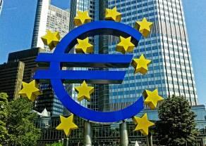 Gospodarka strefy euro w górę, ale EUR w dół