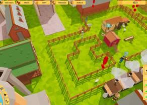 Gra Farming Life, łącząca symulację farmy i strategię ekonomiczną, 18 października zadebiutuje na PC