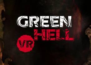 Gry online. Green Hell VR w wersji alpha w Q1 2021 r
