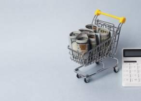 GUS: inflacja CPI hamuje, ale żywność wciąż drożeje. Wzrost PKB najniższy od dwóch lat